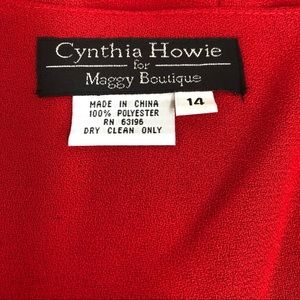 Cynthia Howie Skirts - Vintage Skirt SUIT Cynthia Howie Maggy Boutique 14